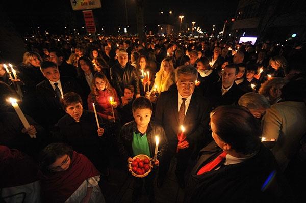 Pressefotowettbewerb :Orthodoxe Ostern